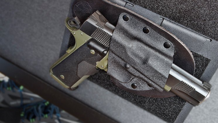 Home Defense: Stashing #Handguns — https://t.co/qcb4mJfXzw — #guns #firearms #2a #selfdefense @TeamHornady @GunVault https://t.co/ck21YFTkCd