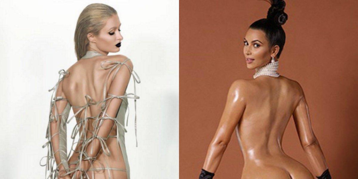 Paris Hilton Butt