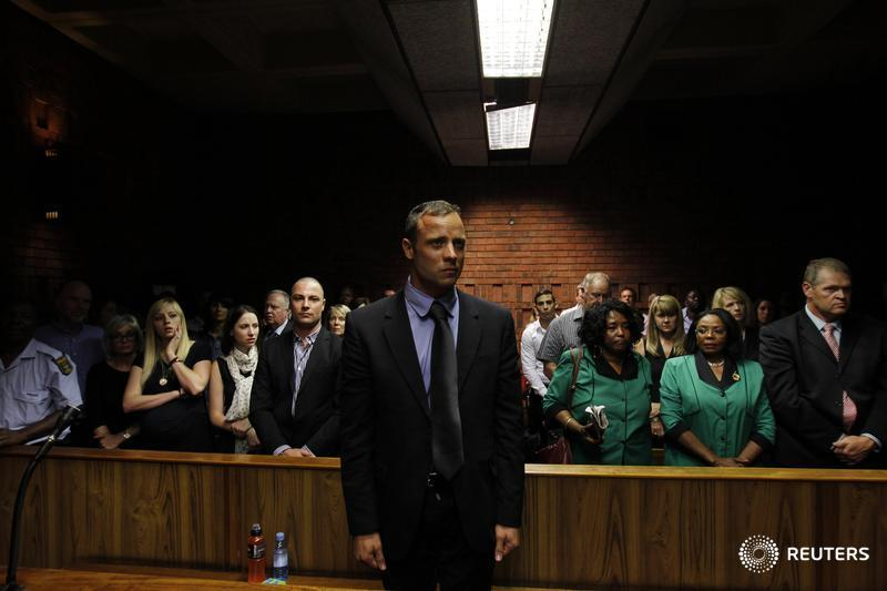Oscar Pistorius found guilty: a timeline of his trial.