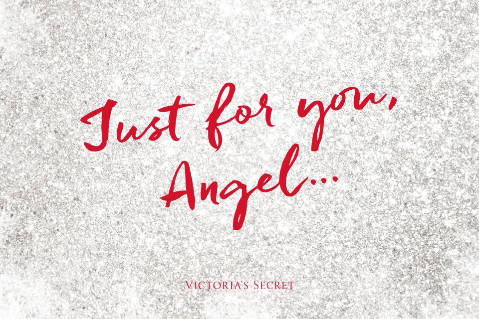See you Sunday, Angel! https://t.co/bQ5fXk63xQ #TisTheSecret https://t.co/6R6Ibw3umv
