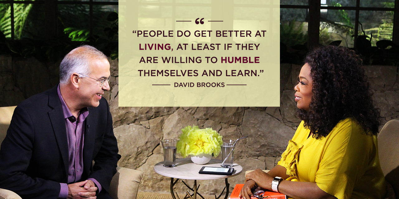 .@NYTimesDavidBrooks joins @Oprah to discuss our core virtues on #SuperSoulSunday at 11a/10c + 7/6c https://t.co/m2yD2g6gtm