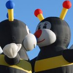 Love is in the air (literally) at the Friends and Lovers Balloon Rally! https://t.co/RtXS0DF9mg https://t.co/fCCSKh8hfS