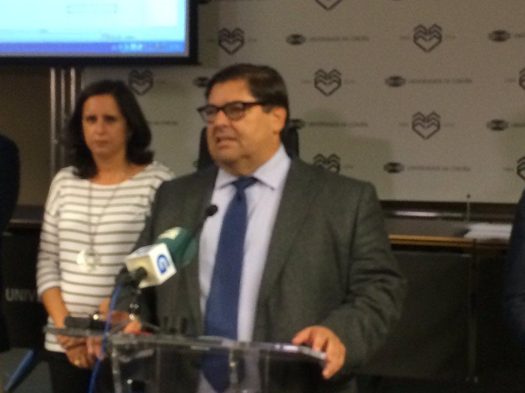 Julio Abalde, novo Reitor da UDC https://t.co/nzJBJf9kEx