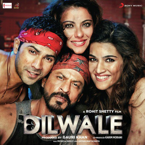 The eagerly anticipated soundtrack to #Dilwale is finally here! Listen at https://t.co/MyVx1LheMT #SRK @KajolAtUN https://t.co/lriOx0t6Cm