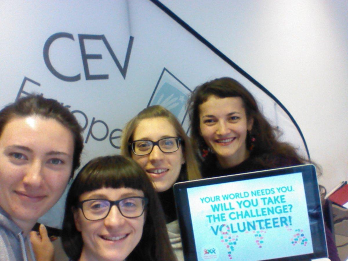 CEV (@VolunteeringCEV)