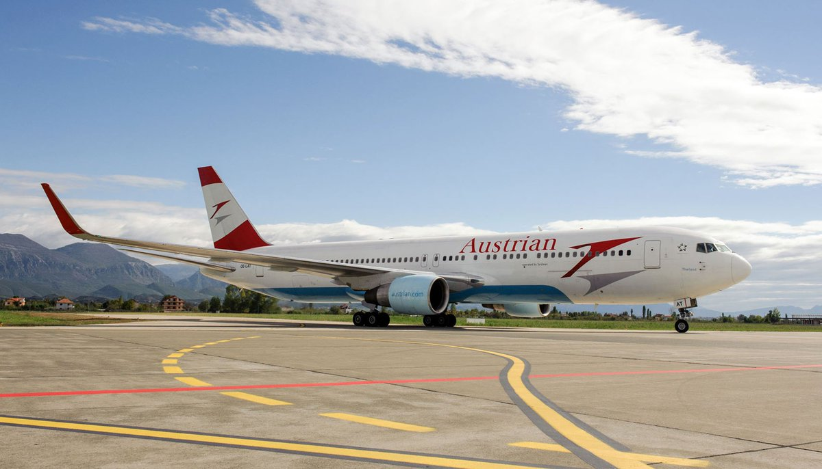 Austrian Airlines Launches Flight Service to Havana