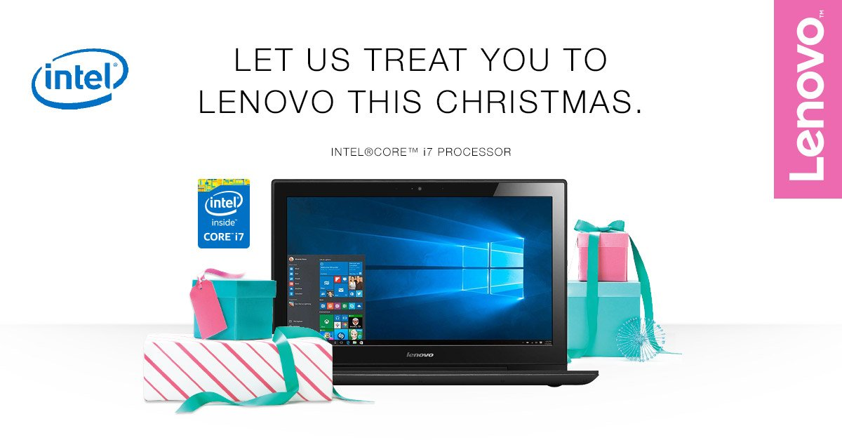 Follow & RT to be in with a chance of winning a Lenovo Y50 laptop! T+Cs apply: https://t.co/XSjZkjY82h https://t.co/WBypfdv87R