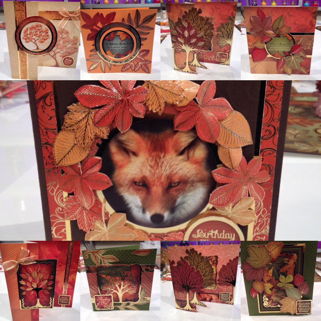 would u like a chance to win a card - please retweet and I will pick a winner tomorrow @craftchannelTV https://t.co/XYjWT1AlBy