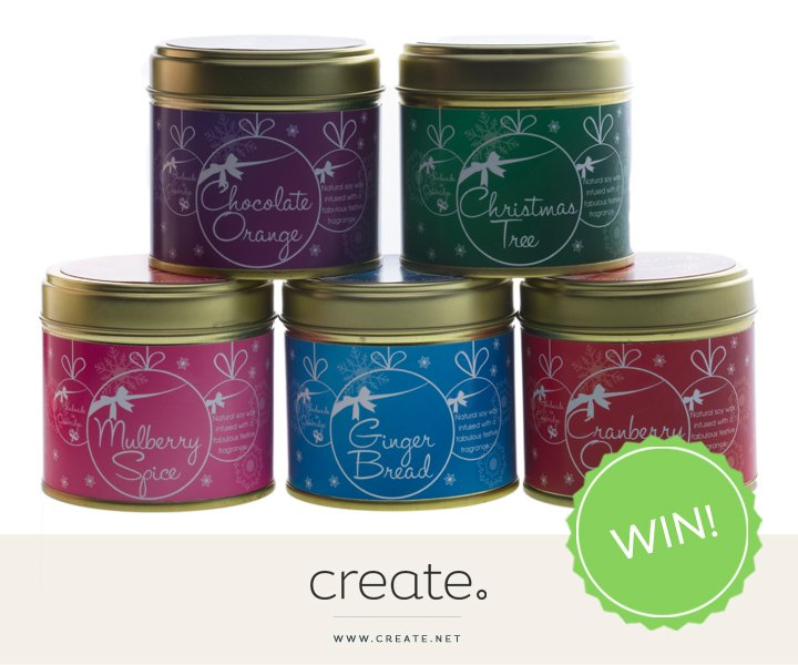 This week's #FreebieFriday is for a 2 #Christmas #candles from @kissaircandles! Enter here: https://t.co/qsC5yEiAik https://t.co/QIihuPWE0x