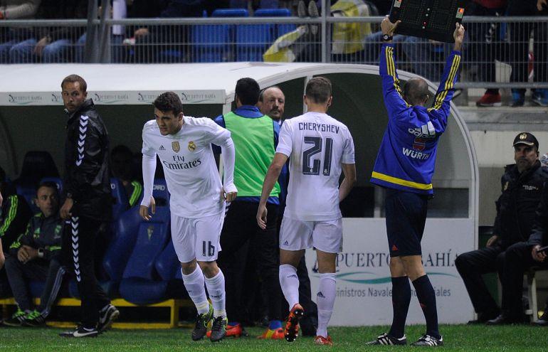 ÚLTIMA HORA | El Real Madrid, fuera de la Copa por la alineación indebida de Cheryshev https://t.co/xzI6RNvnNx https://t.co/mAgvSXFLtn