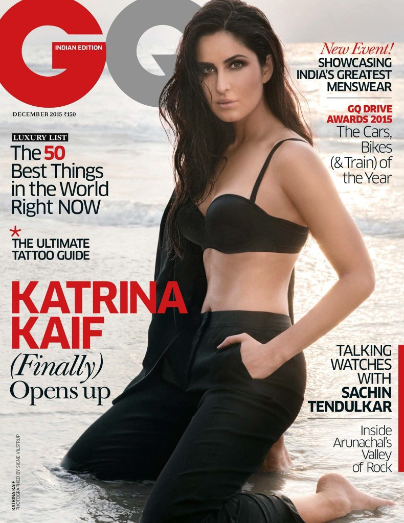 #KatrinaKaif is a frikkin' goddess on our hottest cover of the year. Pick up the December issue in Delhi tomorrow. https://t.co/YMxccX3dp8