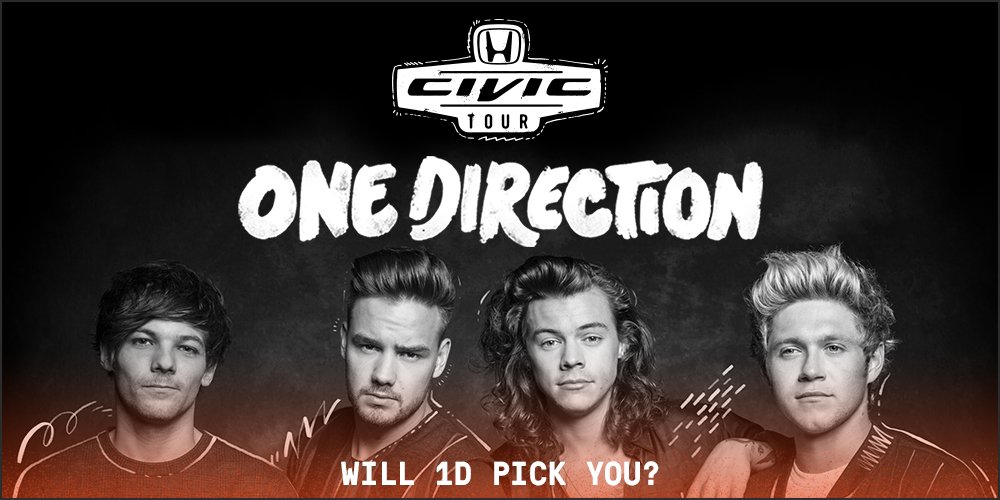 .@onedirection want YOU to design a Civic: https://t.co/gWlkTRfsSW (NoPurNec US/18+ See Rules) #1DCivicDesignContest https://t.co/TGuvO93hgl