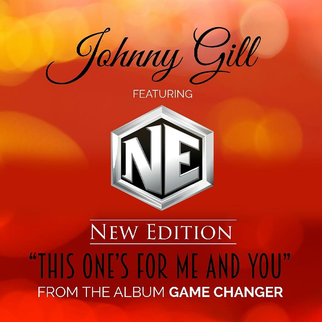 My new single 'This One's for Me & You' feat @NewEdition is avail on Game Changer iTunes: https://t.co/sFrNmSWp3d https://t.co/37ytAcU31Y