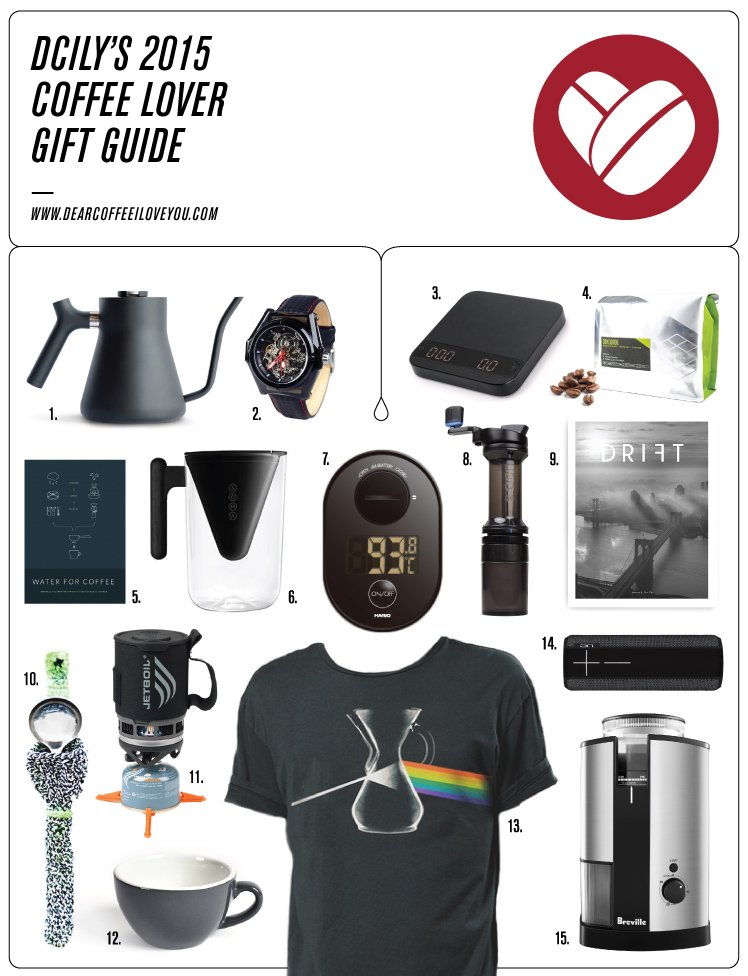 It's that time of year again for the DCILY Coffee Lover Gift Guide—2015 edition. https://t.co/cIbLppPN4N https://t.co/xuaBesHP89