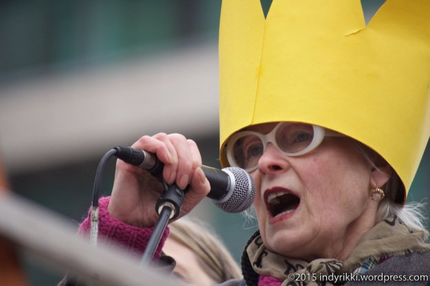 RT @climate_rev: Vivienne's speech at #ClimateMarch, 29 November  https://t.co/tJqi180SZp https://t.co/uT9vcAiT9h