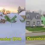 RT @ABC: For the first time in 116 years, Buffalo, NY has had no measurable snow yet this season. https://t.co/a50v512UO0 https://t.co/7LV9…