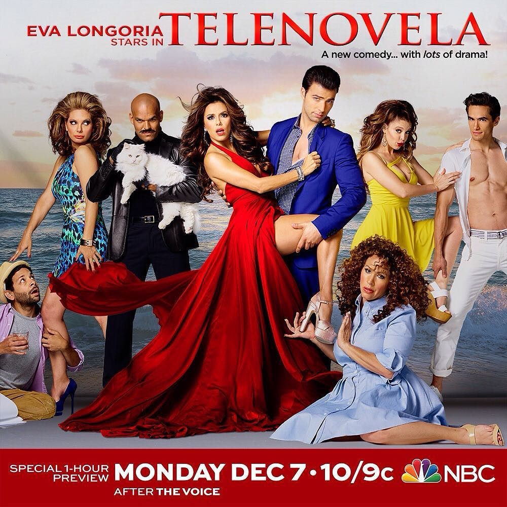 Can't wait to watch my girl @EvaLongoria in her new show #Telenovela Monday night!! 10/9c … https://t.co/gtpz6FrfHA https://t.co/e0uAXokj5Y