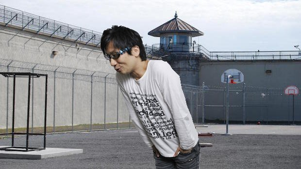 Konami gives Hideo Kojima an entire hour of outdoor time (Fauxclusive) https://t.co/sXnVksJtFG https://t.co/5eUUBoVjcW