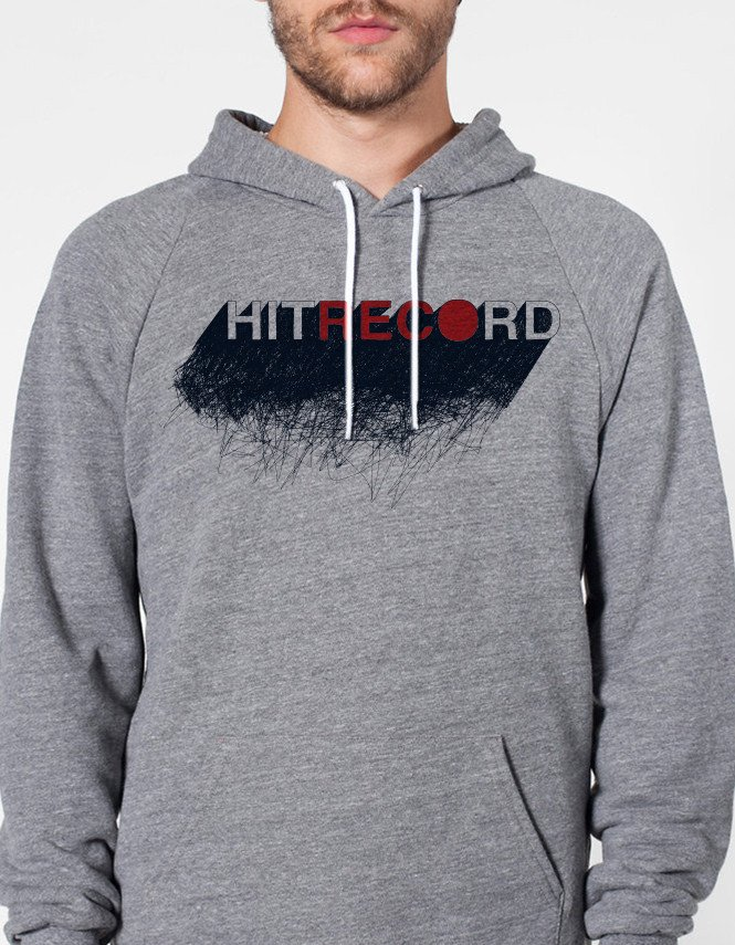 RT @hitRECord: It's getting cold out... bundle up w/ a hitRECord hoodie - https://t.co/toARmKGCVW https://t.co/dCgdmF5W3q