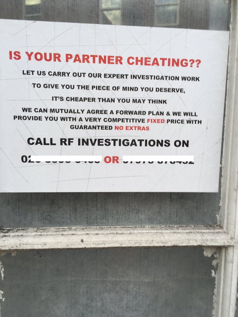 Sign of the day...