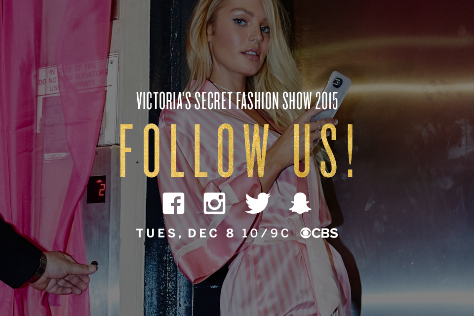 Can't wait for the #VSFashionShow? Neither can we. Follow us for the latest, right here. https://t.co/rTFH4r9ez3