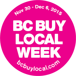 Buy Local Week! Spend locally and put dollars back in your community #bcbuylocal @LOCObc https://t.co/O2eR0PDG3p