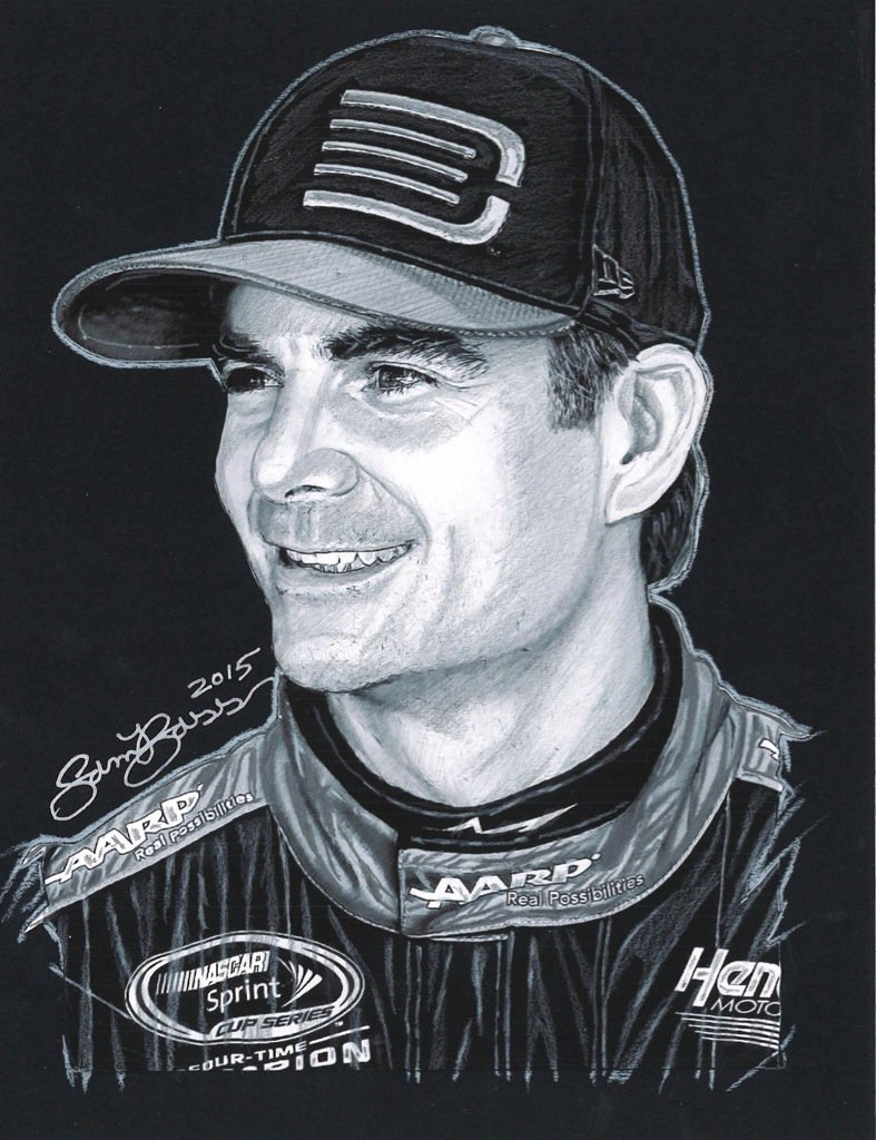Wow!!! An INCREDIBLE speech to end an INCREDIBLE career! Congrats Jeff Gordon! Well done my friend! Thanks!#24ever https://t.co/XjmJcm0kKr
