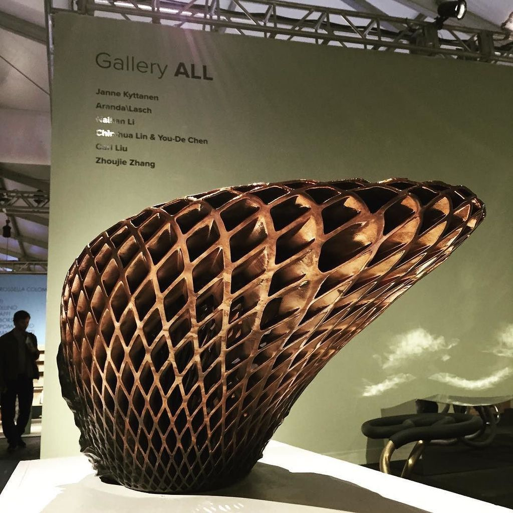 #designmiami #artbasel #metsidian #gallery_all #copper #3dprinting https://t.co/N56iI8IL30