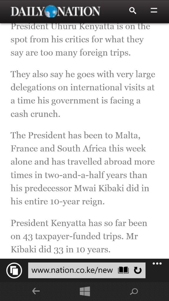 Meanwhile in Kenya. https://t.co/g0RBZymuXx