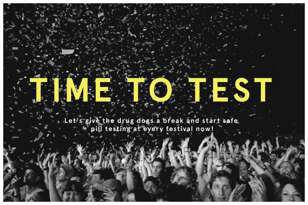 Another festival death. This is becoming ridiculous. We can start saving lives today. It's #timetotest https://t.co/82zfSBXCAC