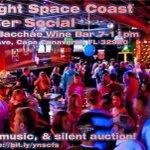 RT @RyInSpace: Space party tonight! Join us at 7pm #OA4 #Cygnus #AtlasV #NASASocial #SpaceTweeps @NASA @OrbitalATK @ulalaunch! #RTP https:/…