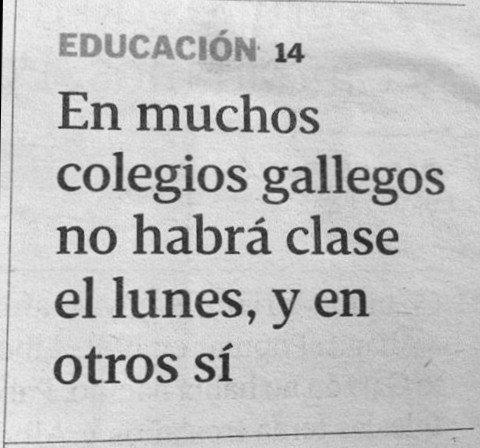 ¿Se puede definir 'Galicia' en un titular? Sí. https://t.co/2xdlUNRemi