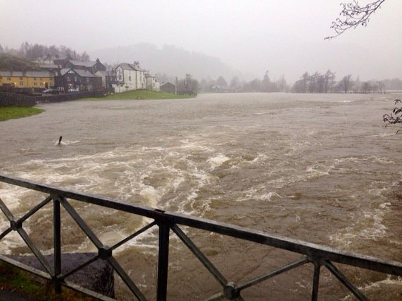 Patterdale - now part of Ullswater