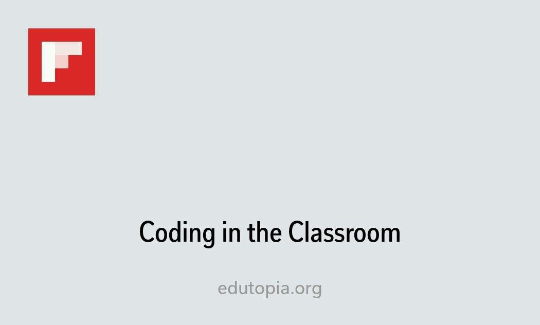 Coding in the Classroom - loads of resources via @edutopia #HourOfCode   https://t.co/DwYR1uijqx https://t.co/30DjZV3NtC