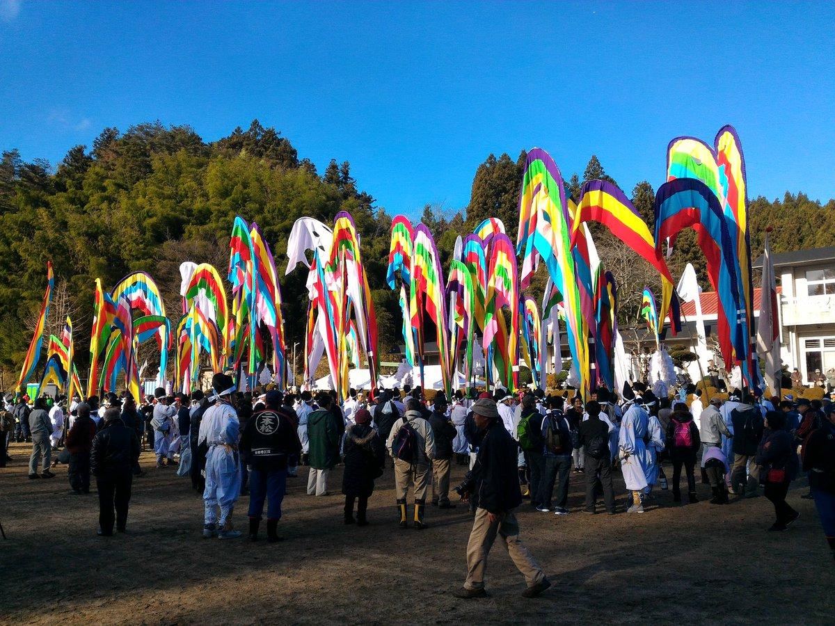 木幡の幡祭りにやってきました! https://t.co/fOvp5p8qcx