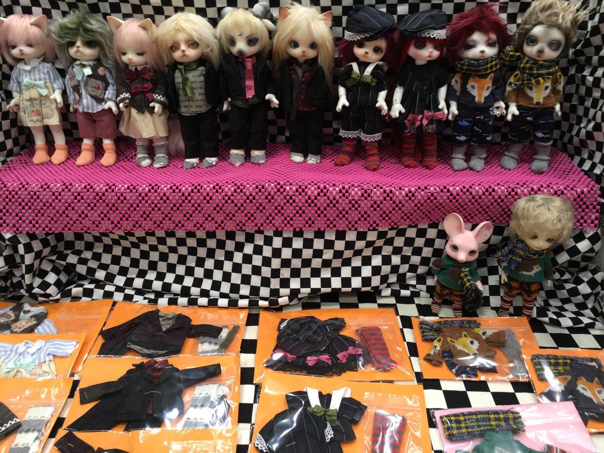 お店できました♪、今回は半宅なので小さい子専門店に戻りました(#^.^#)、皆様のお越しをお待ちしております。 (at @t_bigsight in Koto, 東京都) https://t.co/2YyR5fMXaZ https://t.co/YBP5637azm