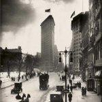 RT @HistoryInPics: The Flatiron, Madison Square, New York, 1916. https://t.co/VMHOA2t1yP