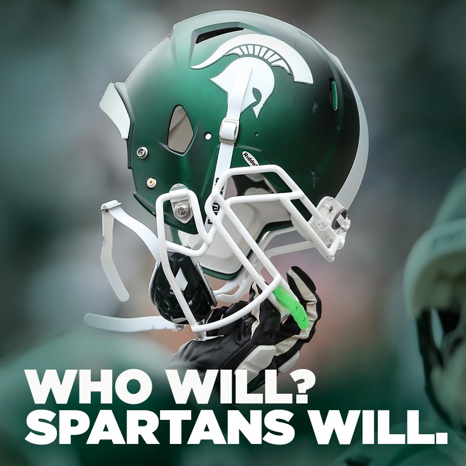 Congrats, @MSU_Football! So proud of you. #SpartansWill https://t.co/urQMe6Zczd