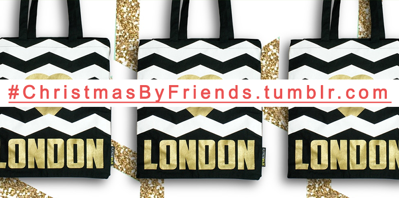 Fancy only buying christmas presents made by talented friends? #ChristmasByFriends https://t.co/mf8DNraFAe https://t.co/FDFDPqeWSV