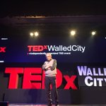 RT @UNICEFIndia: Writer & Social Worker, Harsh Mandar, takes stage to talk about inequalities/injustices of our world #TEDxWalledCity https…