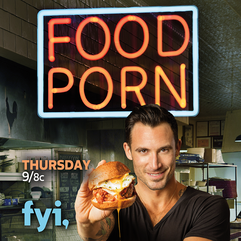 Hang out with us & @michaelchernow on #FoodPorn this Thurs Dec 10th on @FYI at 9pET-- tune in! https://t.co/LdUttjvaXE