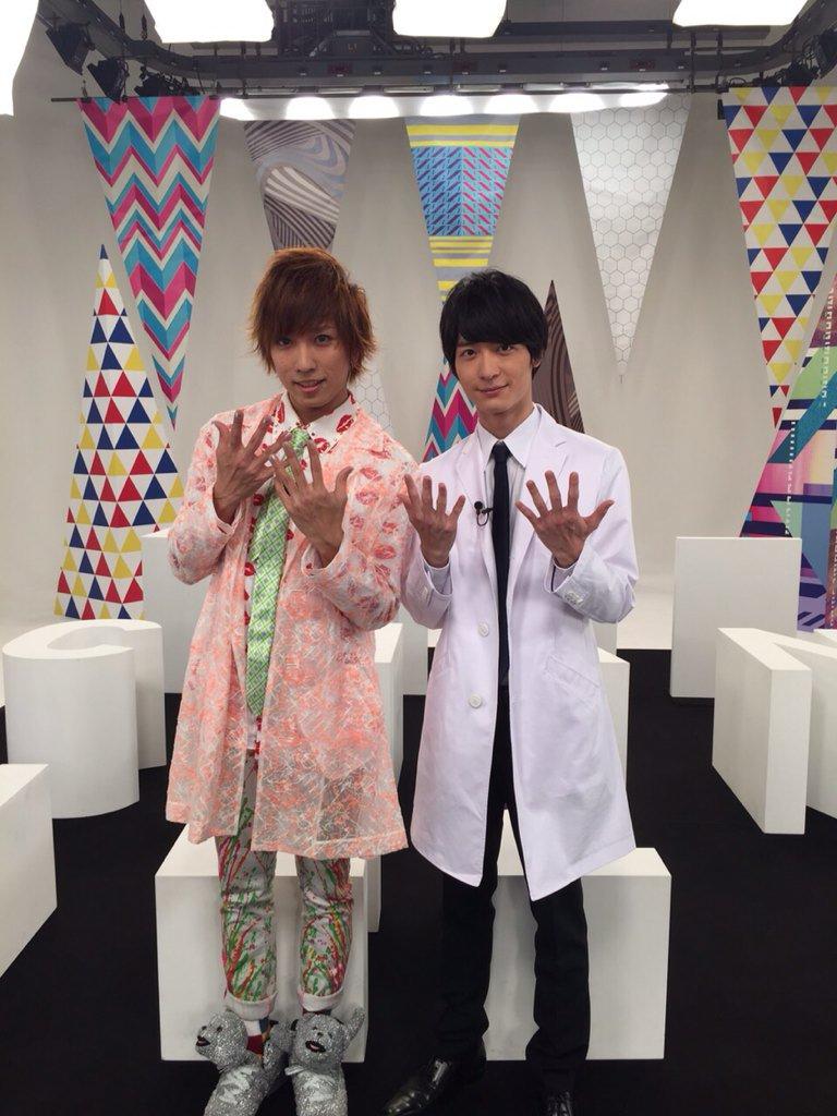 本日よりDAM搭載のカラオケ店にて、曲間番組「DAM CHANNEL」に梅原裕一郎さんとUMI☆KUUNさんが出演してい