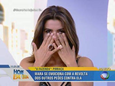 #OBuxixo MARA NO DOMINGO SHOW deixa Globo em terceiro lugar no Ibope https://t.co/V9m1ZNeKzf https://t.co/jXEcmqfls6