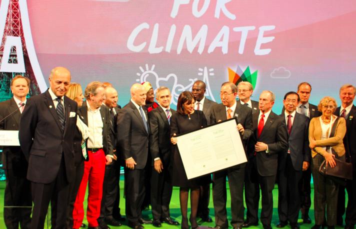 Cities deliver climate pledge to UN Secretary-General https://t.co/vRC3h7fqI0 #COP21 #Cities4Climate @Cities4Climate https://t.co/4xb0w9wlbY