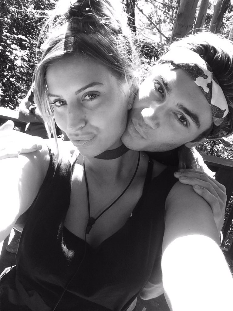 Look what happens when we give @fernemccann and @higeorgeshelley a camera for the first time