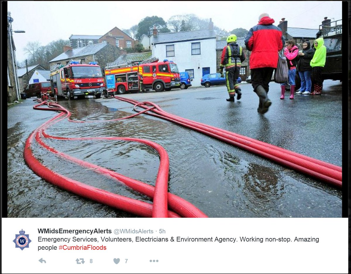 Blogged: 'People aren't as bad as the Daily Mail would like you to believe.' https://t.co/mPoTKpbAVV #cumbriafloods https://t.co/pDAmdhUj1Q