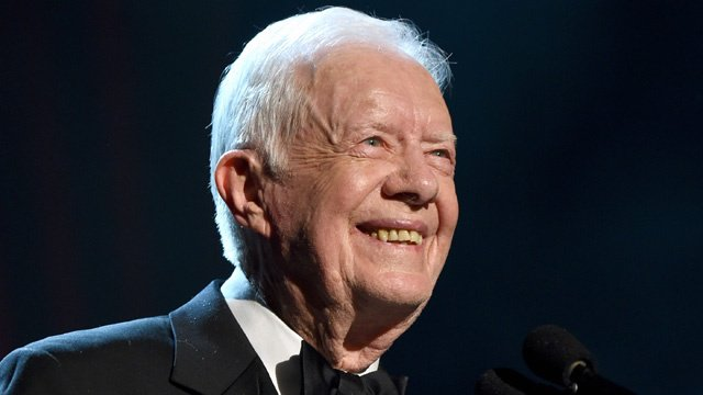 Jimmy Carter Announces He Is Cancer-Free!