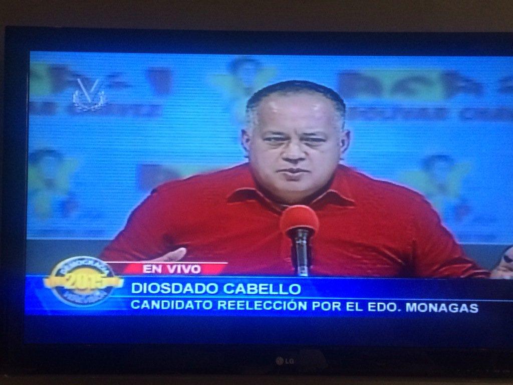 Piden nuestra expulsión del país, el señor @dcabellor  #Venezuela #6D https://t.co/zTUE5RBZqZ