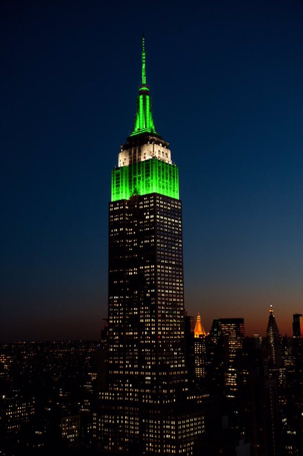 Jets Win Turns Empire State Building Green https://t.co/HJdJEcicdX https://t.co/yKHk0112N6