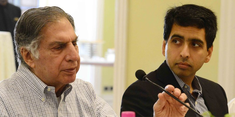 The next big #revolution? Ratan Tata backs Khan Academy to make #education free & accessible https://t.co/Wzl1Owi9ix https://t.co/bruLZ8Ty1N